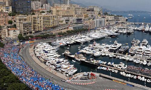 Circuito Monaco : El circuito de mónaco más exigente la fórmula