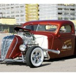 Hot Rods en Latinoamérica
