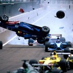 Los 5 peores accidentes de carrera en la F1
