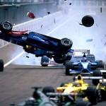 Los 5 peores accidentes de carrera en la F1