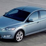 2007 Ford Mondeo. (UK) (02/14/07)
