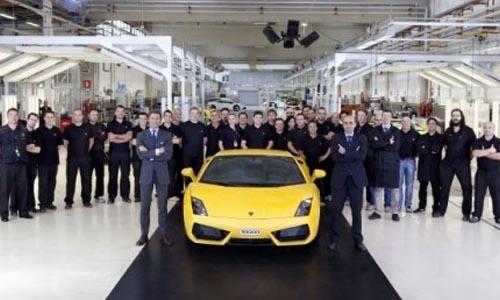 México, uno de los mercados más importantes para Lamborghini
