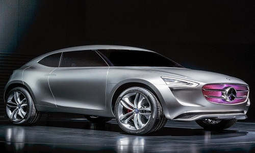 Mercedes-Benz Vision G-Code Concept una ventana al futuro