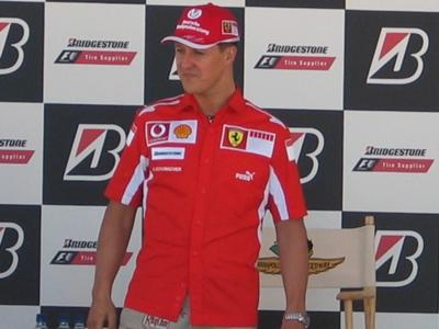 23-09-15 Recuperación de Schumacher podría demorar tres años